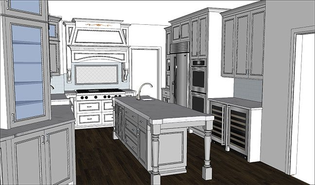 Tremendous Custom Cabinets Remodeling Services Woodinville Wa Download Free Architecture Designs Salvmadebymaigaardcom